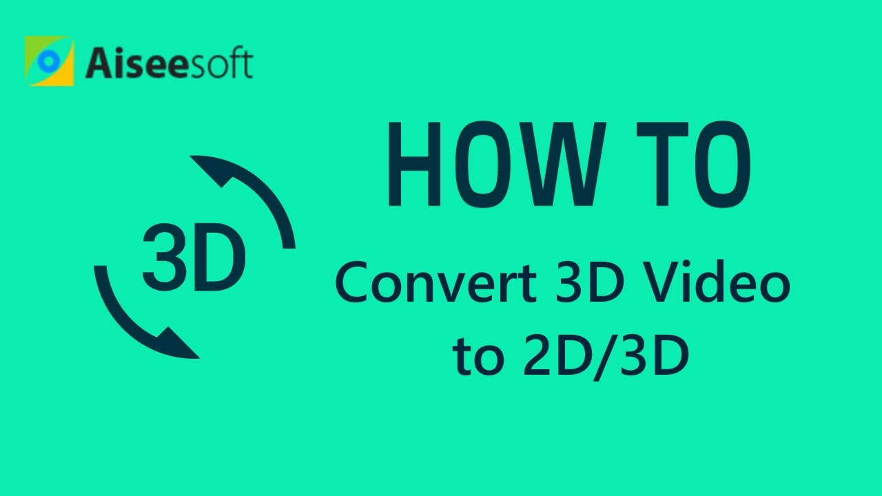 2d to 3d video converter free download