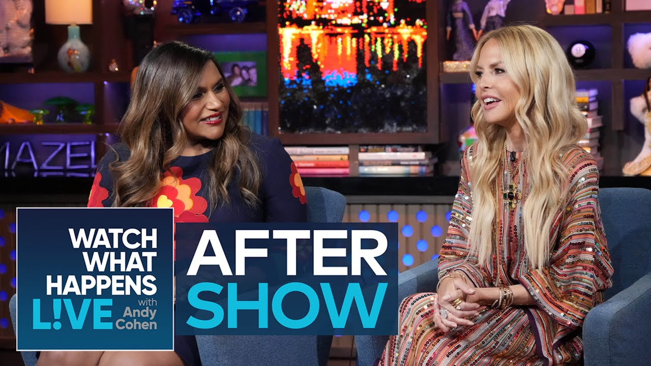 'Legally Blonde 3' Tea from Mindy Kaling | WWHL