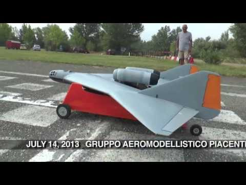 14-7-2013 Arado 555 (NO) Maiden flight