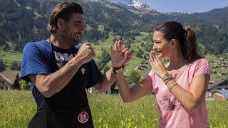 Die Promi Griller 2015 - Frieda Hodel vs. Stjepan Bastek