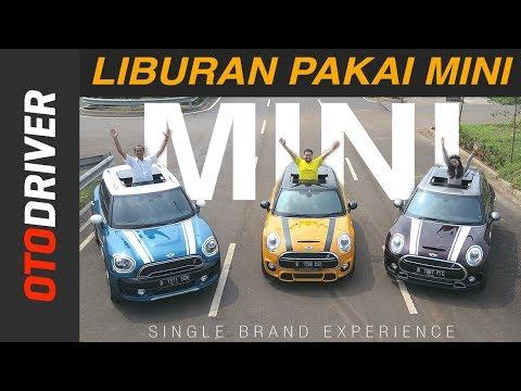 MINI Clubman vs Countryman vs Hatchback 2017 Indonesia | Single Brand Experience | OtoDriver
