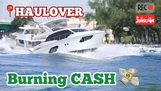 Mind-Blowing Yachts Fuel Cost/Haulover Inlet