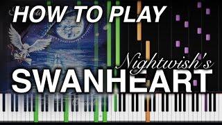 SWANHEART - Nightwish Keyboard Tutorial