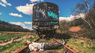 THE ABANDONED GHOST TRAIN