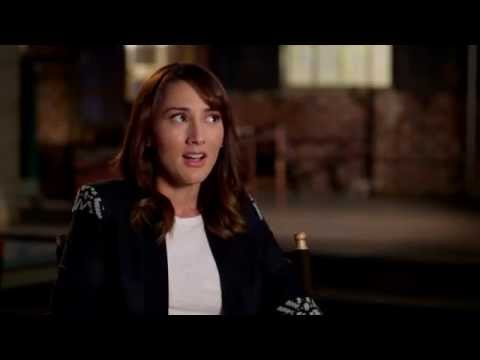 "Grimm Season 5 ""Rosalee"" Interview - Bree Turner"