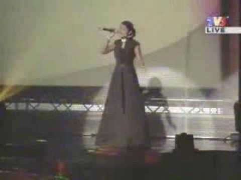 Jaclyn Victor - Gemilang (Malaysian Idol Finale)