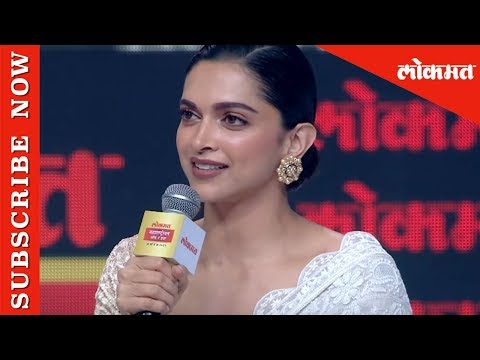 Stunning Deepika Padukone | Iconic Performer of The Year | Exclusive interview | LMOTY 2019