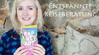 Kapstadt ♥ Travel Guide mit sanfter Stimme (ASMR Entspannende Reiseplanung Deutsch)