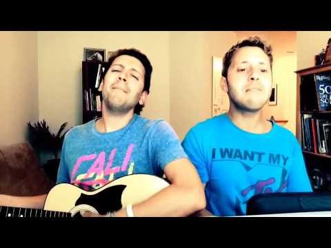 3 things Jason Mraz Cover (Michael and David)