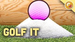 THE SALTIEST 18 HOLES | Golf It!