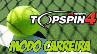 Top Spin 4 - Modo Carreira! - Torneio de Cincinnati