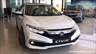 Honda Civic i-VTEC ZX FC 2019 | Real-life review