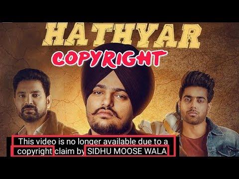 Download Lagu  Hathyar Song Removed | Copyright Claim By Sidhu Moose Wala | Punjabi Song Deleted Mp3 Free