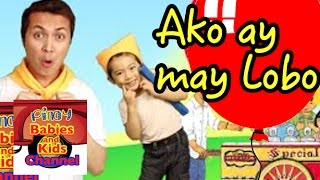Ako Ay May Lobo | Pinoy Babies and Kids Channel?? | FILIPINO CHILDREN NURSERY SONG