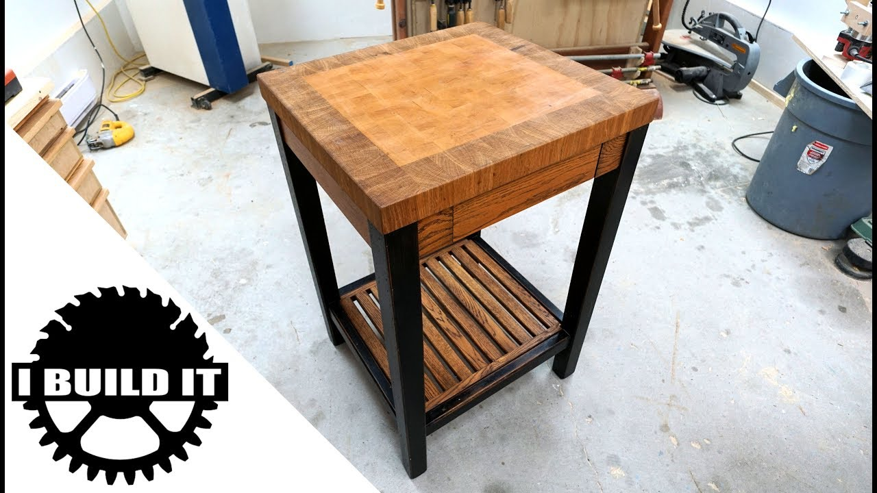 Let S Look At Fix My Butcher Block Table