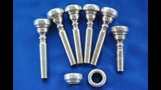 Bob Reeves (ES, M, C, V, C2J, P6) Trumpet Mouthpieces