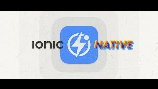 Using 'Ionic Native' In Ionic 2 Applications