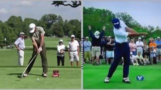 Swing Analysis - Billy Horschel