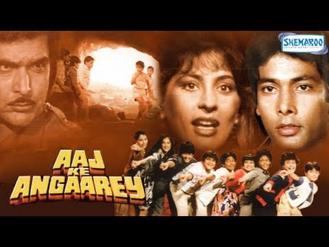 Aaj Ke Angaarey - Hindi Full Movie - Hemant Birje, Archana Puran Singh - Hit Hindi Movie - 동영상