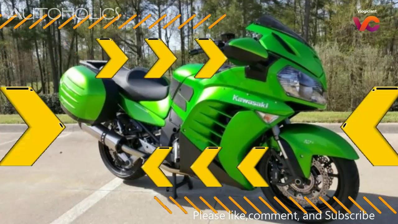 Kawasaki Concours AutoHolics Spy Shot - AutoHolics Motorcycle