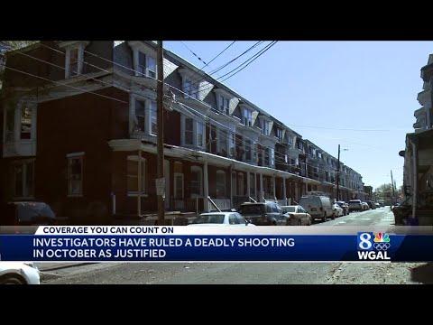 Investigators: Fatal Shooting In Harrisburg Was Justified