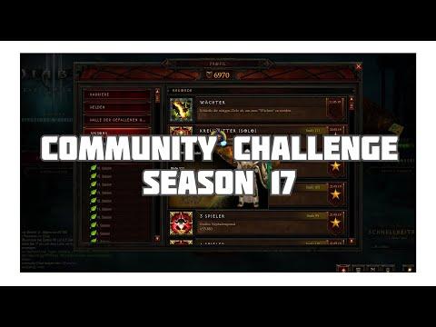 Season 17: Die 14 Tage Community Challenge