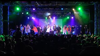 YouTube動画:舐達麻/FLOATIN' (Live Version)  @新宿BLAZE 2019.12.19