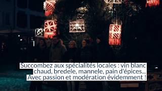 Jamais sans mes clubs : le Marché de Noël de Strasbourg 2019
