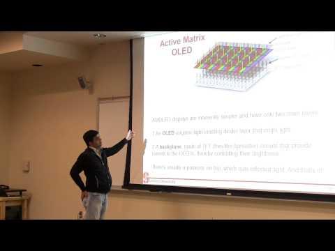 LCDs & OLED displays: Part 1