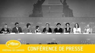 THE BFG - Press Conference - EV - Cannes 2016