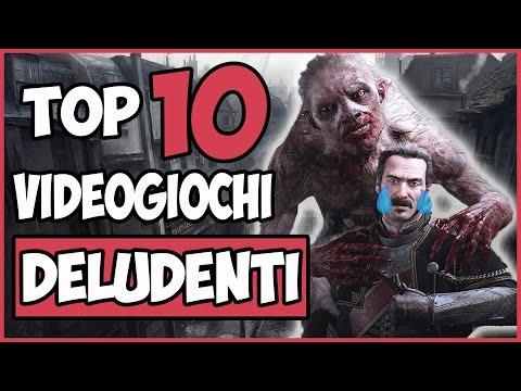 TOP 10 Videogiochi DELUDENTI (Hype maledetto)
