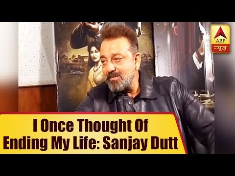 I once thought of ending my life: Bollywood actor Sanjay Dutt