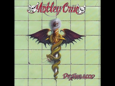 Mötley Crüe - Dr.  Feelgood - Official Remaster