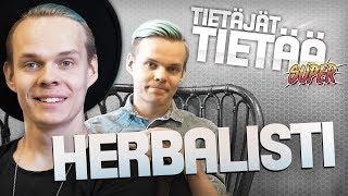 Tietäjät Tietää: Herbalisti