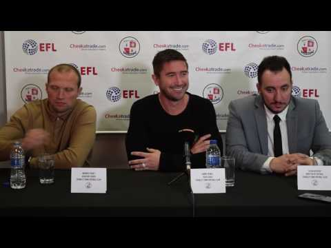 PRESS CONFERENCE   Harry Kewell