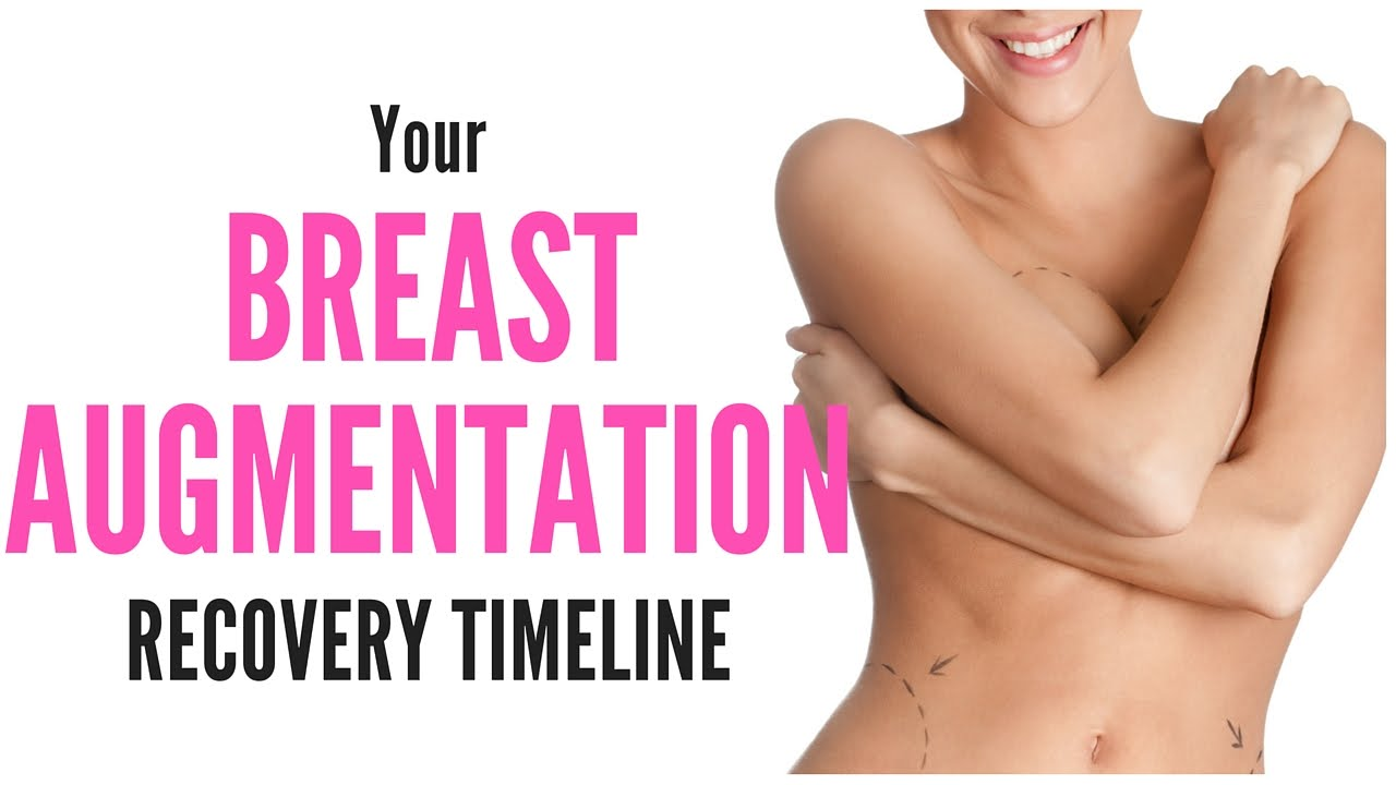 Sorry, breast implant recovery time