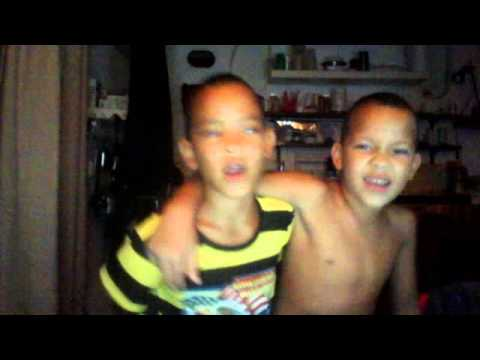 Troy And Lyle Singing Little Einstein