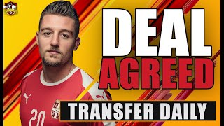Manchester United agree a deal for Milinkovic-Savić? Transfer Daily