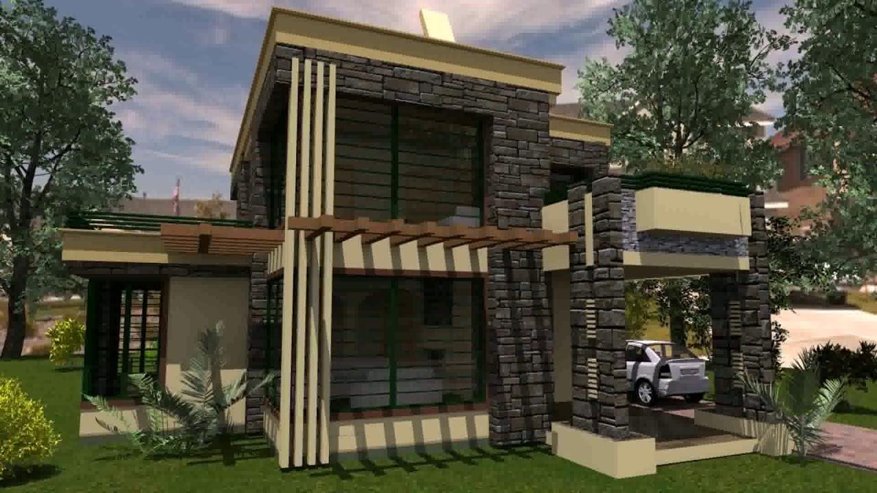 House Designs In Kenya - YouTube