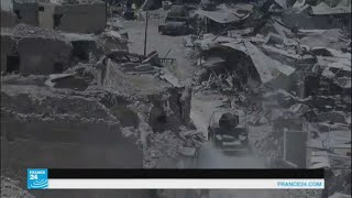 ماذا تبقى من المدينة القديمة في الموصل؟