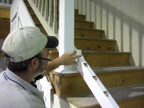 Ask Southern Part 2 Of 3 How To Install A Stair Rail