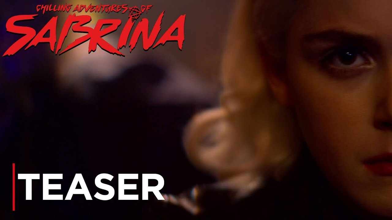 A photo of Chilling Adventures of Sabrina: Part 2 | Teaser [HD] | Netflix