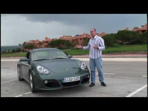 Porsche Cayman 2008 | First Drive | Performance | Drive.com.au