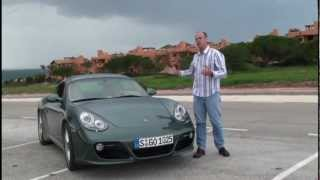 Porsche Cayman 2008 Videos