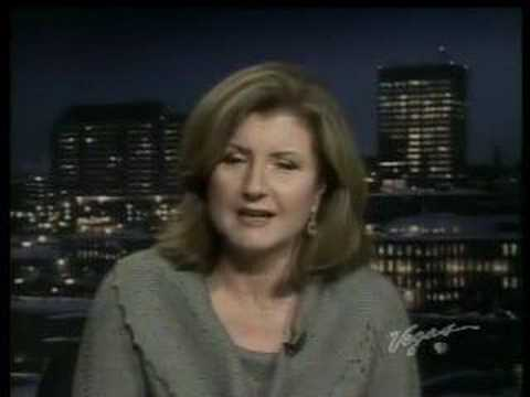 CHARLIE ROSE: Arianna Huffington and Mark Halperin on Media