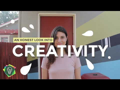 An Honest Look into Creativity | New Age Creators