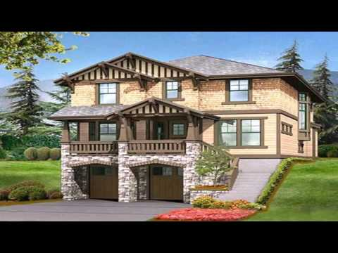 House Plan With Basement Parking
