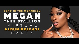 Megan Thee Stallion Reacts To Grammy Nomination, Speaks On Tory Lanez Diss + Social Media