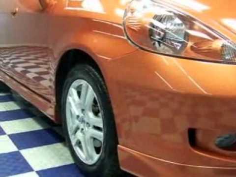 2008 Honda Fit 5dr HB Auto Sport Hatchback – Charlotte, NC