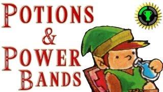 Game Theory: Zelda, Potions and Power Bands